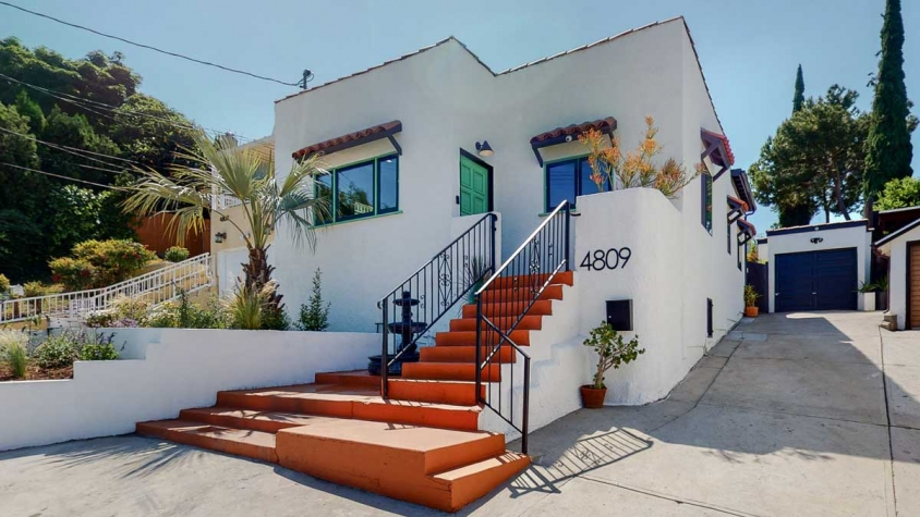 SOLD: 4809 San Marcos Place, Los Angeles