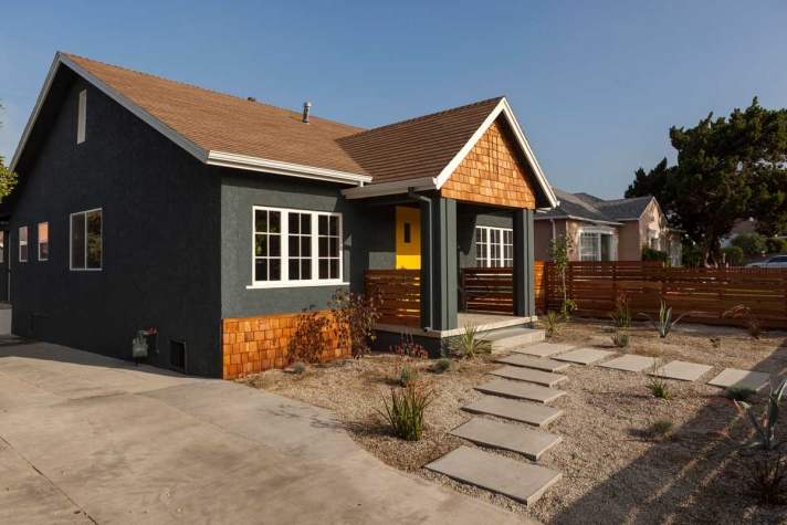 SOLD: 1523 Hazelwood Avenue, Los Angeles